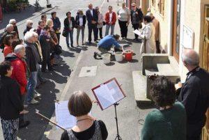 Sieben neue Stolpersteine für Ludwigsburg
