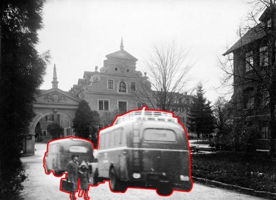 Vortrag über Morde an Bewohnern der Anstalt Stetten