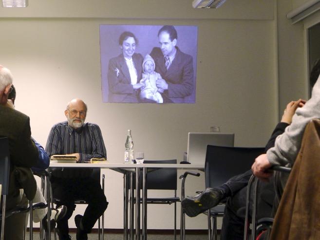 """Lesung mit Lothar Letsche: """"Das Schafott"""""""